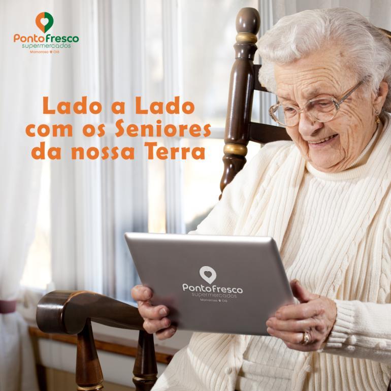 Ponto Fresco Oferece Tablets a Várias IPSS do Município de Oliveira do Bairro